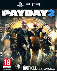 Payday 2 - Ps3 - Mídia Digital