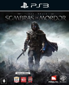 Middle-earth: Shadow of Mordor - Ps3 - Mídia Digital