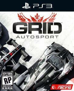 Grid Autosport - Ps3 - Mídia Digital