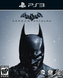 Batman: Arkham Origins - Ps3 - Mídia Digital