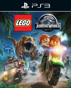 LEGO Jurassic World - Ps3 - Mídia Digital
