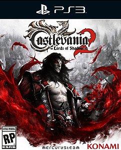 Castlevania: Lords of Shadow 2 - Ps3 - Mídia Digital