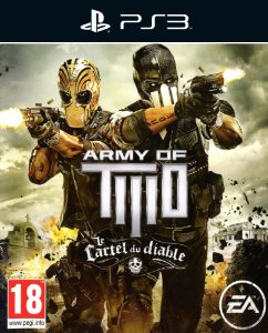 Army of Two: The Devil's Cartel - Ps3 - Mídia Digital