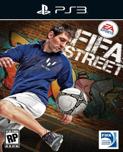 Fifa Street - Ps3 - Mídia Digital