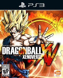 Dragon Ball: Xenoverse - Ps3 - Mídia Digital