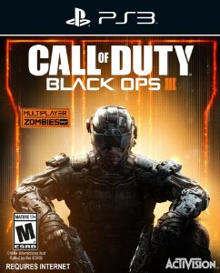 Call of Duty: Black Ops III - Ps3 - Mídia Digital