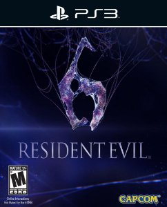 Resident Evil 6 - Ps3 - Mìdia Digital