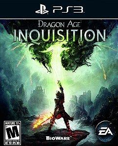 Dragon Age: Inquisition - Ps3 - Mídia Digital