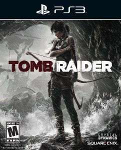 Tomb Raider - Ps3 - Mídia Digital