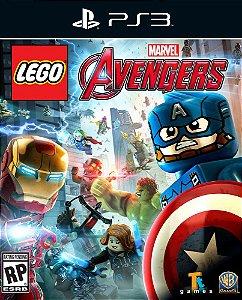 Lego Marvel's Avengers - Ps3 - Mídia Digital