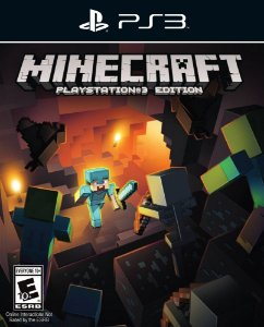 Minecraft - Ps3 - Mídia Digital