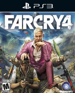 Far Cry 4 - Ps3 - Mídia Digital