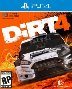 DiRT 4 - Ps4 - Mídia Digital