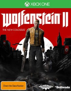 Wolfenstein II: The New Colossus - Xbox One - Mídia Digital