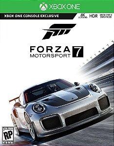Forza Motorsport 7 - Xbox One - Mídia Digital