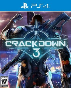 Crackdown 3 - Ps4 - Mídia Digital