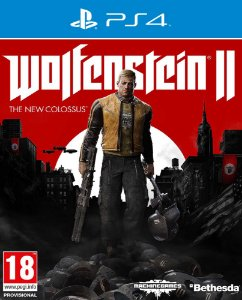 Wolfenstein II: The New Colossus - Ps4 - Mídia Digital