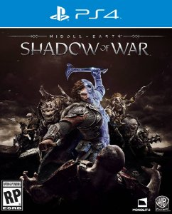 Middle-earth Shadow of War - Ps4 - Mídia Digital