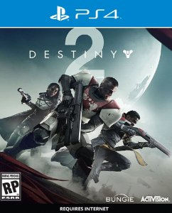 Destiny 2 - Ps4 - Mídia Digital