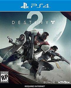Destiny 2 - Ps4 - Mídia Digital