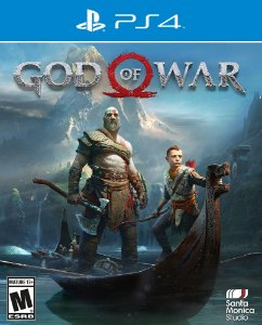 God of War - PS4 - Mídia Digital