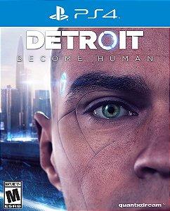 Detroit: Become Human - Ps4 - Mídia Digital