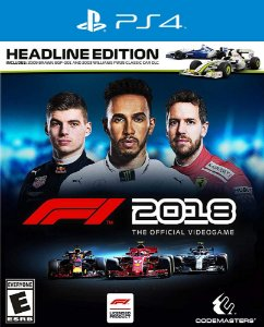 F1 2018 - PS4 - Mídia Digital