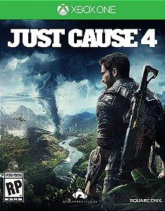 Just Cause 4 - Xbox One - Mídia Digital