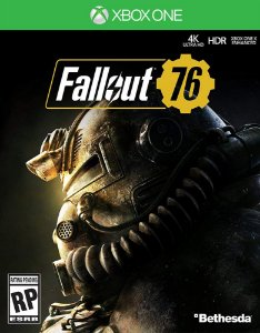 Fallout 76 - Xbox One - Mídia Digital
