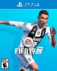 FIFA 19 - PS4 - Mídia Digital