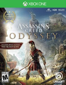 Assassins Creed: Odyssey - Xbox One - Mídia Digital