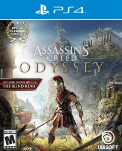 Assassins Creed: Odyssey - PS4 - Mídia Digital