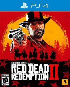 Red Dead Redemption 2 - PS4 - Mídia Digital