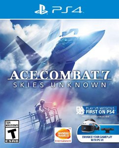 Ace Combat 7: Skies unknown - PS4 - Mídia Digital