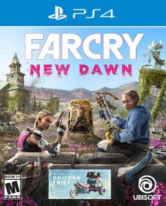 Far Cry : New Dawn - PS4 - Mídia Digital