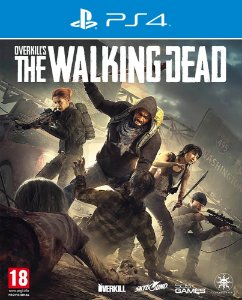 OVERKILL's The Walking Dead - PS4 - Mídia Digital
