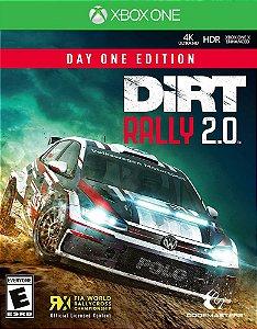 DiRT Rally 2.0 - Xbox One - Mídia Digital