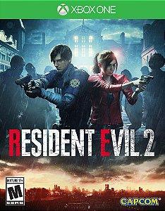 Resident Evil 2 - Xbox One - Mídia Digital