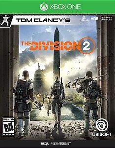 Tom Clancy's The Division 2 - Xbox One - Mídia Digital