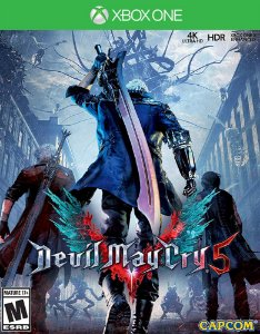 Devil May Cry 5 - Xbox One - Mídia Digital