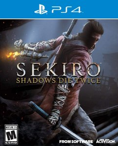Sekiro: Shadows Die Twice - PS4 - Mídia Digital