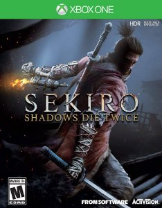 Sekiro: Shadows Die Twice - Xbox One - Mídia Digital
