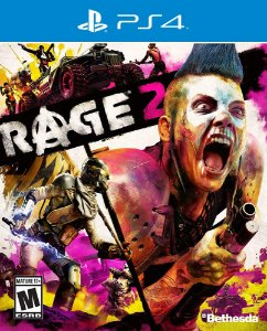 Rage 2 - PS4 - Mídia Digital