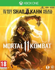 Mortal Kombat 11 - Xbox One - Mídia Digital