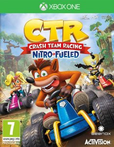 Crash Team Racing Nitro-Fueled - Xbox One - Mídia Digital