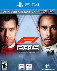F1 2019 - PS4 - Mídia Digital
