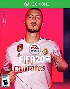 FIFA 20 - Xbox One - Mídia Digital