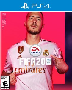 FIFA 20 - PS4 - Mídia Digital