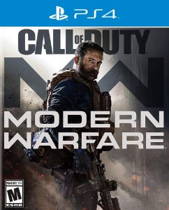Call of Duty: Modern Warfare - PS4 - Mídia Digital