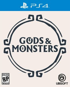 Gods & Monsters - PS4 - Mídia Digital